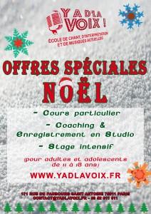 Yadlavoix Offres Noël